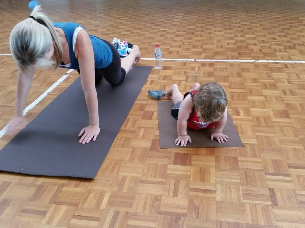 Exercise for mums and toddlers Perth